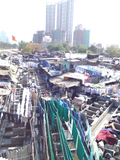 the dhobi ghats