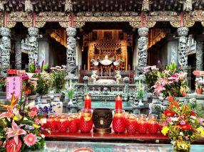 Sanhsia Tsushih Temple