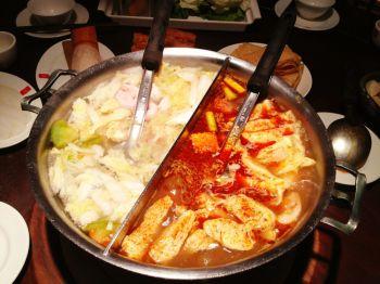 Ding Tang hot pot