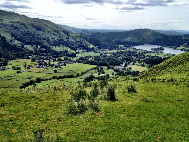 Looking towards Grasmere