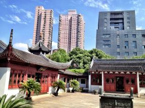Confucius Temple a haven of tranquillity amidst the skyscrapers