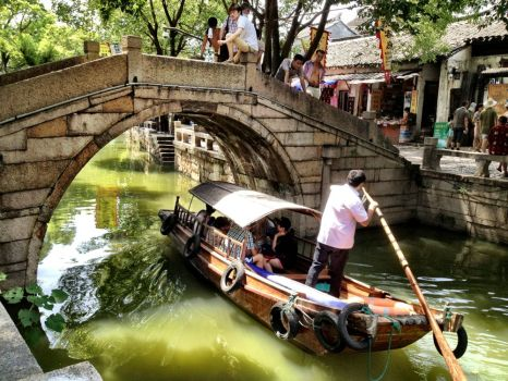 Tongli- the Vence of the East