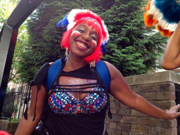 Carnival smiles!