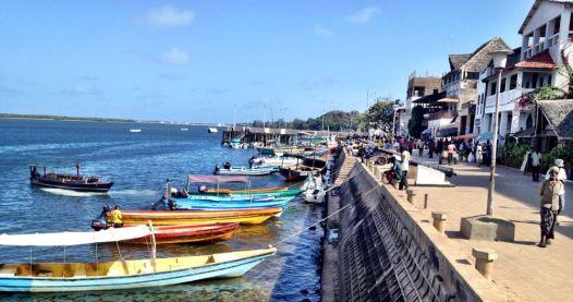 Still a fishing port