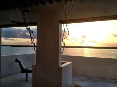 Dawn from my balcony