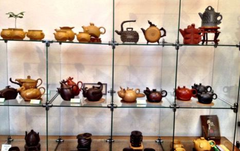 These are Chinese zodiac teapots