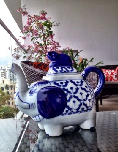 My birthday teapot!