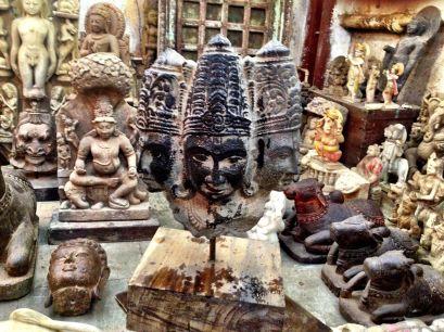 Our new three-headed Vishnu