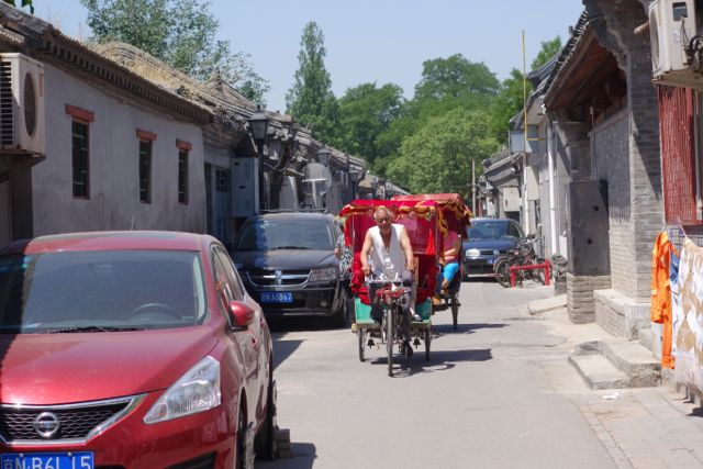 Solo sightseeing: the hutongs of Beijing in 42 C (6/6)