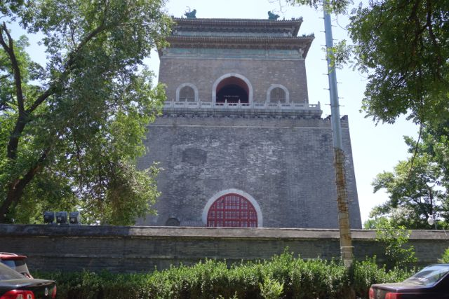 Solo sightseeing: the hutongs of Beijing in 42 C (3/6)