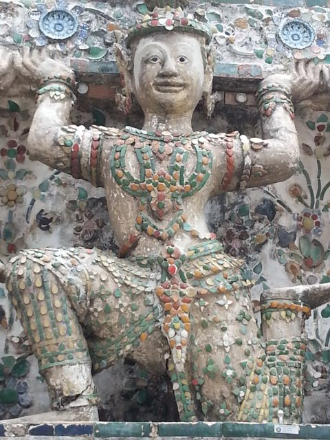 at the Wat Arun