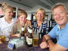Bangkok with Lylie, Hugo Fi and Richard