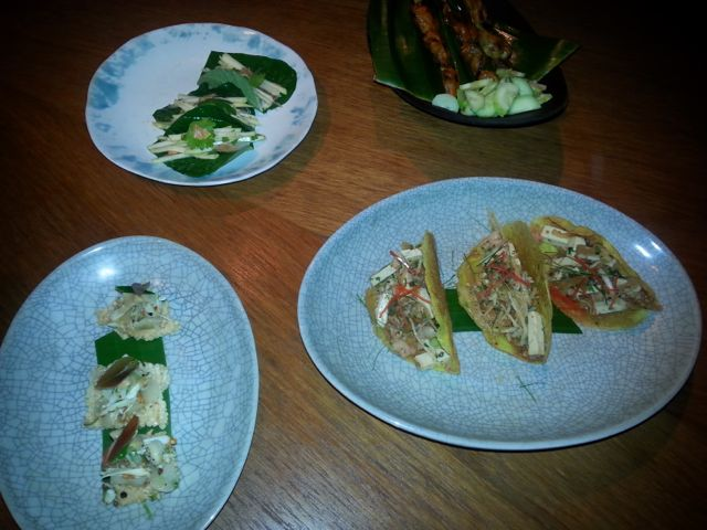 Starters at Nahm