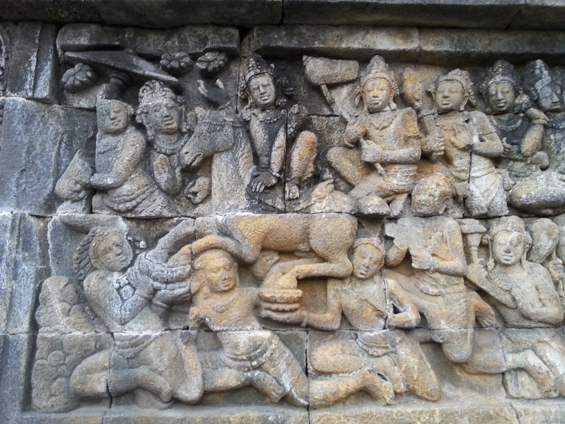 Another delightful frieze