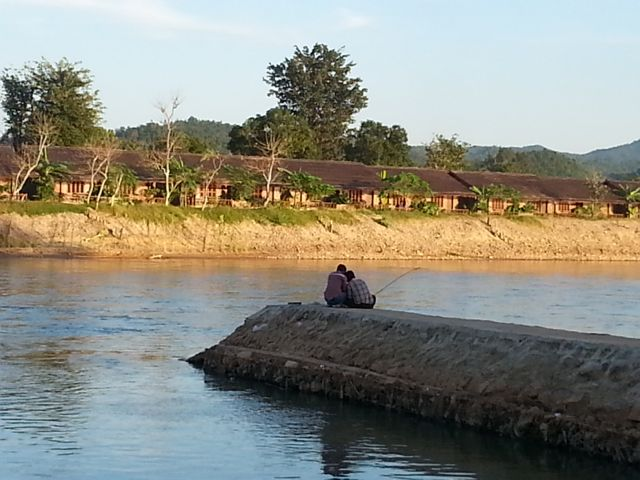 Riverside@Hsipaw Resort