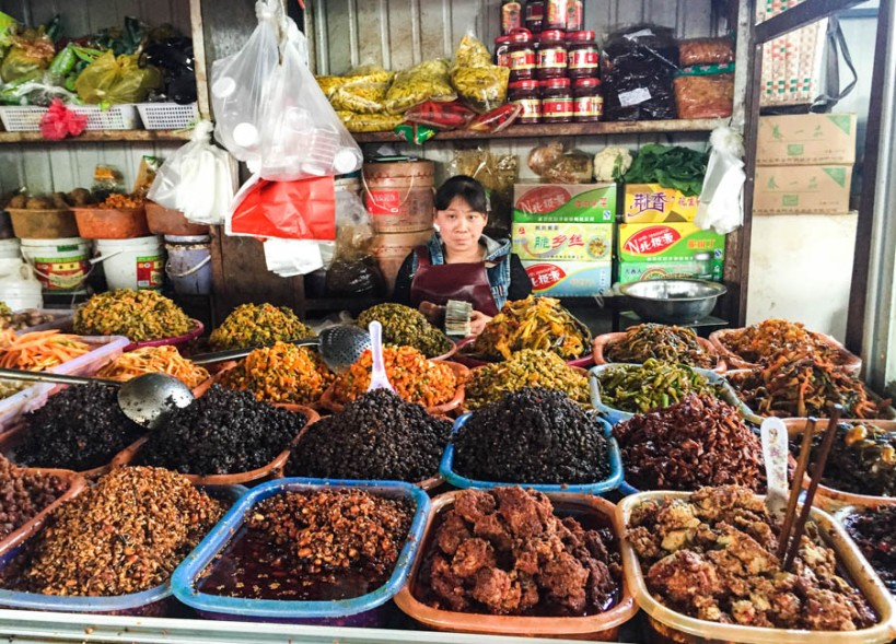 So many varieties of chilli paste