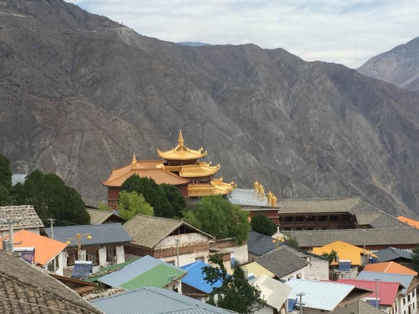 The Tenduling monastery