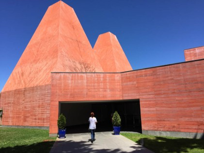 Talking of museums the fabulous Paula Rego museum in Cascais