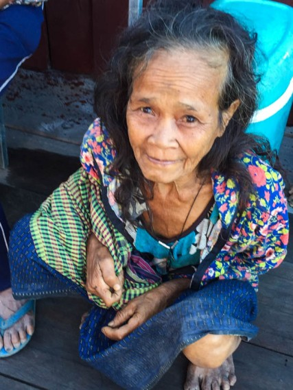 The woman who lost everyone to the Khmer Rouge