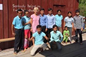 the team at Kiri Vong Sa