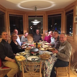 A little raclette evening