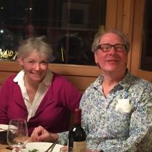 The GP AKA Surgeon's wife, with the Tea broker
