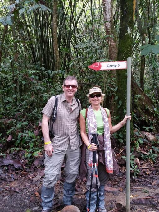 Borneo: On the Headhunter Trail