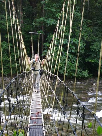Second bridge!