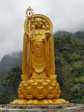 The impressive but tawdry Buddha