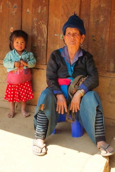 Hmong Granny