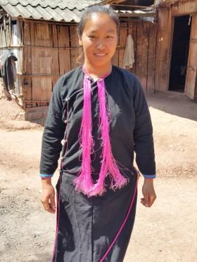 Pretty Lan Ten woman