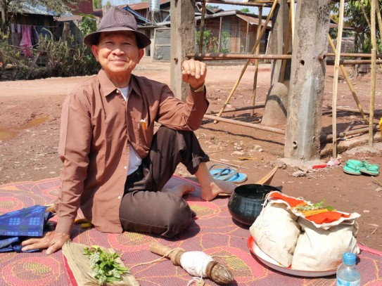 The shaman - a real gent