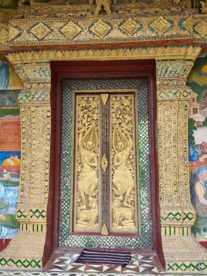 Fabulous tele doors in Luang