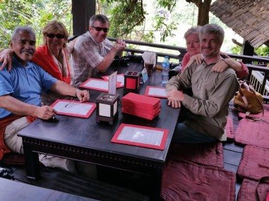 Lunch in Luang