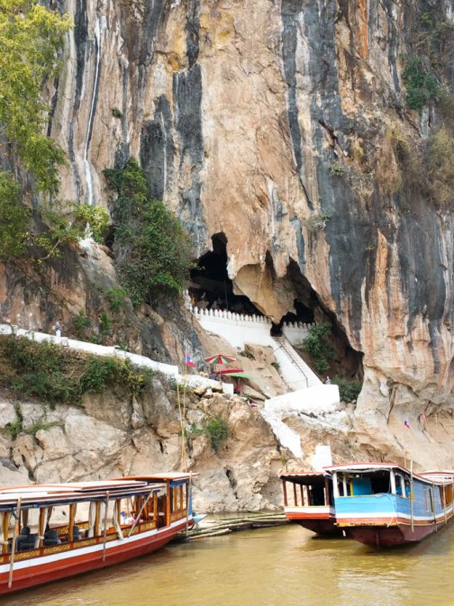 Entrance to teh caves