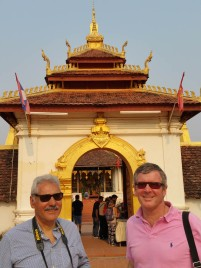 Wat Si Muang, Vientiane
