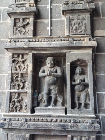 9th century Chola carvings at Nataraja