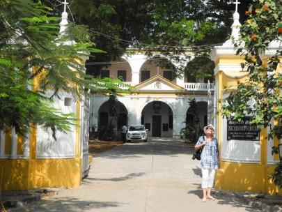 Catholic Cathedral, Pondi