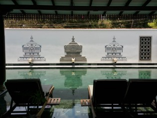 The zen pool