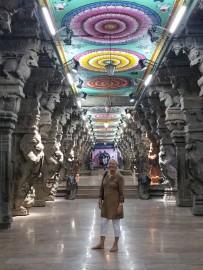 The hall of 1000 columns
