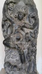Choa dancing Shiva