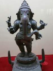 Ganesh bronze