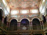 Villa Shanti central hallway