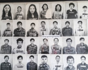 Tol Sleng: pictures of the disappeared...