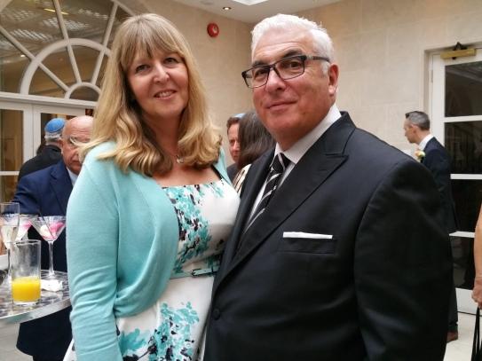 Jane and Mitch