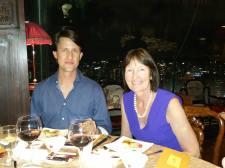 David Florijn and Janet Dobson