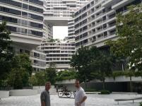 Interlace building
