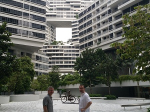 Interlace building