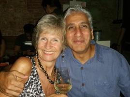 Our last night! with Arun Sen