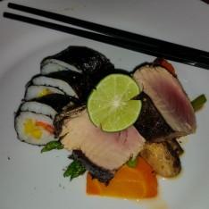 Delicious tuna